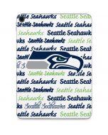 Seattle Seahawks Print Apple iPad Pro Skin