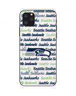 Seattle Seahawks Print iPhone 11 Pro Max Skin