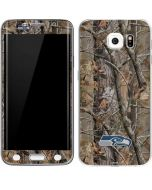 Seattle Seahawks Realtree AP Camo Galaxy S6 Edge Skin