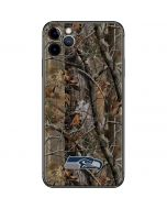 Seattle Seahawks Realtree AP Camo iPhone 11 Pro Max Skin