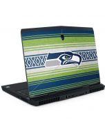 Seattle Seahawks Trailblazer Dell Alienware Skin
