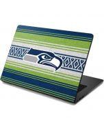 Seattle Seahawks Trailblazer Dell Chromebook Skin