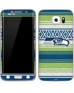 Seattle Seahawks Trailblazer Galaxy S6 Edge Skin