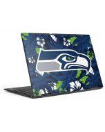 Seattle Seahawks Tropical Print HP Envy Skin