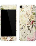 Seaweed on Silk Paper Apple iPod Skin
