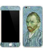 Van Gogh Self-portrait iPhone 6/6s Plus Skin