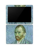 Van Gogh Self-portrait Surface Go Skin