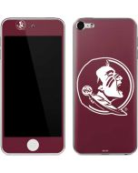 Seminoles Logo Apple iPod Skin