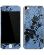 Serenity Floral Apple iPod Skin