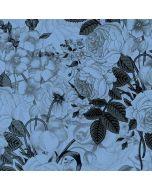 Serenity Floral Apple iPad Air Skin