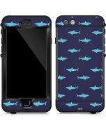 Shark Print LifeProof Nuud iPhone Skin