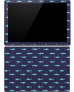 Shark Print Surface Pro (2017) Skin