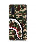 Shark Teeth Street Camo Galaxy Note 10 Pro Case