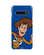 Sheriff Woody Galaxy S10 Plus Lite Case