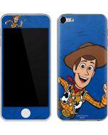 Sheriff Woody Apple iPod Skin