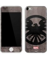 Shield Emblem Apple iPod Skin