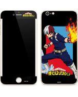 Shoto Todoroki iPhone 6/6s Plus Skin