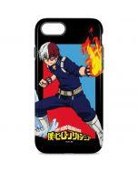 Shoto Todoroki iPhone 8 Pro Case