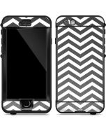 Silver Chevron LifeProof Nuud iPhone Skin