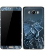 Silver Dragon Galaxy J7 Skin