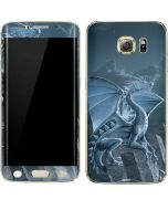 Silver Dragon Galaxy S6 edge+ Skin
