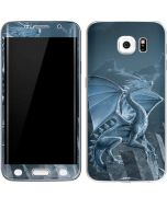 Silver Dragon Galaxy S6 Edge Skin