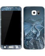 Silver Dragon Galaxy S6 Skin