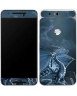 Silver Dragon Google Nexus 6P Skin