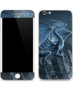 Silver Dragon iPhone 6/6s Plus Skin