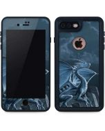 Silver Dragon iPhone 7 Plus Waterproof Case