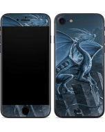 Silver Dragon iPhone 7 Skin