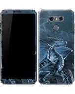 Silver Dragon LG G6 Skin