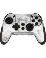 Silver Marble PlayStation Scuf Vantage 2 Controller Skin