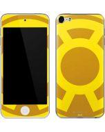 Sinestro Emblem Apple iPod Skin