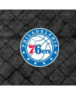 Philadelphia 76ers Black Rust Dell XPS Skin