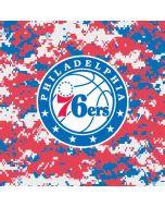 Philadelphia 76ers Red Digi Camo iPhone 6/6s Skin