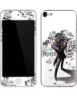 Brilliantly Twisted - The Joker Apple iPod Skin