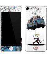 Deadpool I Scream For Ice Cream Apple iPod Skin