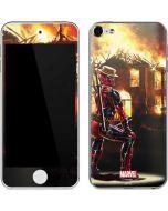 Deadpool Bust A Move Apple iPod Skin