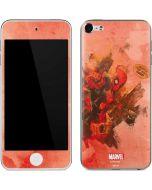Deadpool Nerd Apple iPod Skin