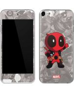 Deadpool Hello Apple iPod Skin