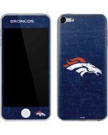 Denver Broncos - Distressed Apple iPod Skin