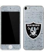 Las Vegas Raiders - Alternate Distressed Apple iPod Skin