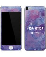Free Spirit Apple iPod Skin