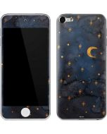 Moon and Stars Apple iPod Skin