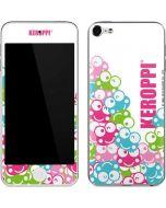 Keroppi Winking Faces Apple iPod Skin