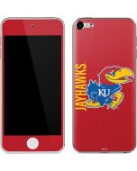 Jayhawks KU Apple iPod Skin