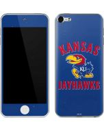 Kansas Jayhawks Mascot Apple iPod Skin