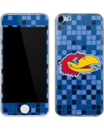 Kansas Jayhawks Digi Apple iPod Skin