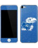 Kansas Jayhawks Mascot Outline Apple iPod Skin